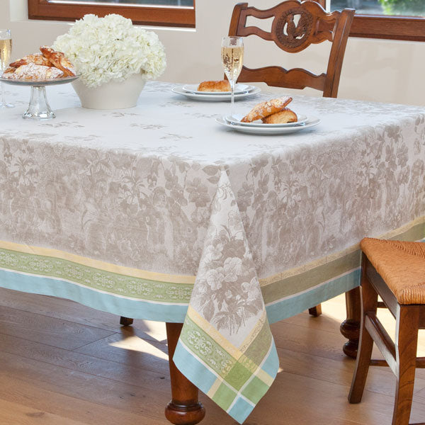 Easter Jacquard Tablecloth