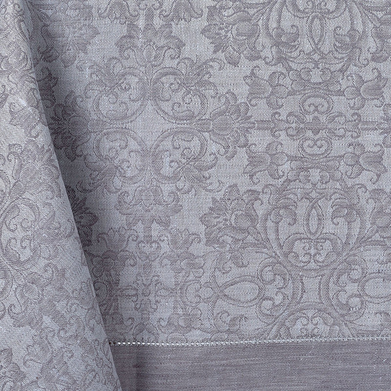 Damask Jacquard Tablecloth