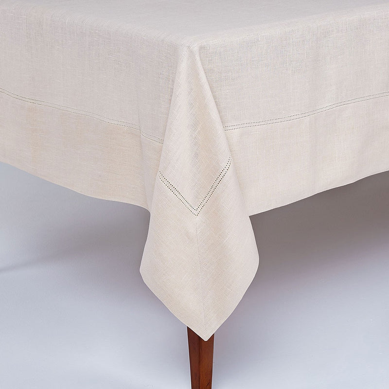 Double Hemstitched Tablecloth