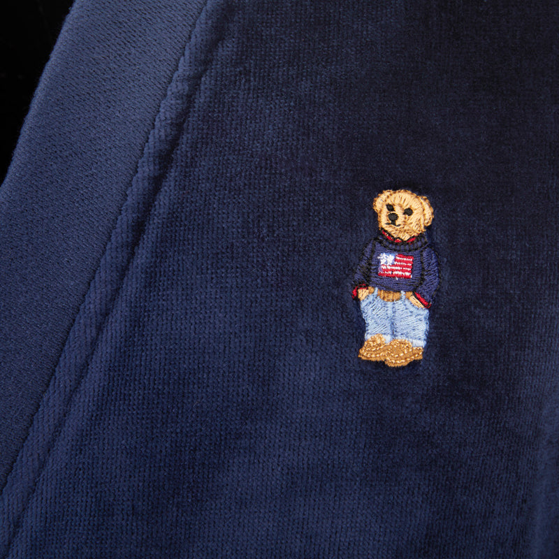 Bademantel Flag Sweater Bear