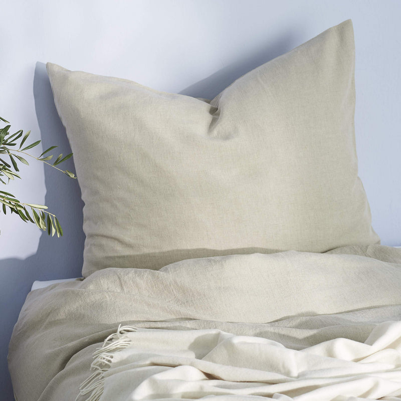 Bed Linen Linen Stonewashed, Pillowcase