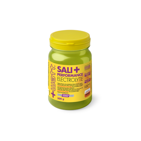 Sali+ Electrolyte Performance