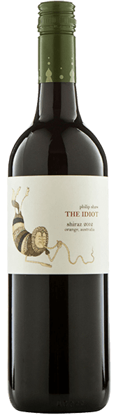 "Philip Shaw ""The Idiot"" Shiraz 2015 