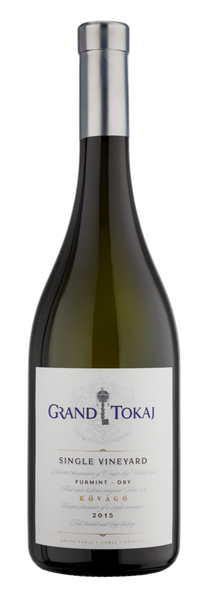 Grand Tokaj Kovago Single Vineyard Furmint Dry 2015