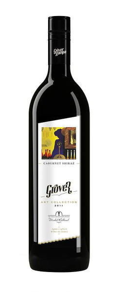 Grover Art Collection Cabernet Shiraz 2013 - Rodney Fletcher Vintners