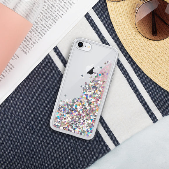 Lady A Glitter Phone Case
