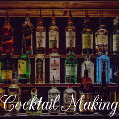 Date night ideas - cocktail making classes