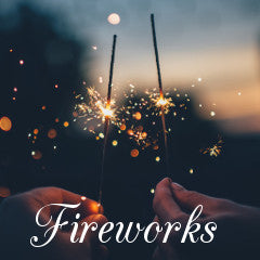 Date night ideas - go to a fireworks display