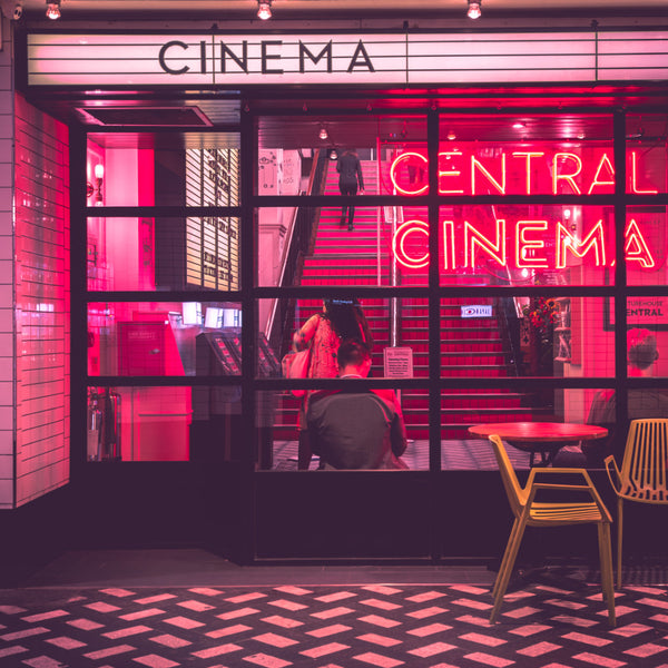 Date night ideas- luxury cinema