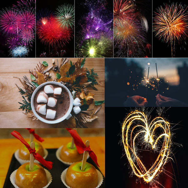 Date night ideas - fireworks