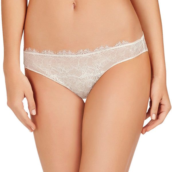Heidi Klum Intimates Lingerie Valerie Brief in Retro Cream front
