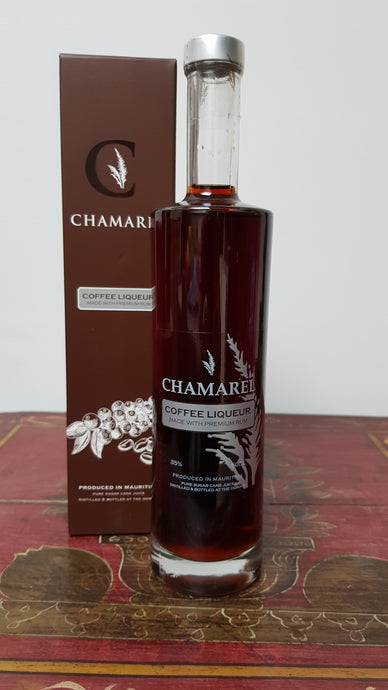 Chamarel coffee - Ti-Rhum