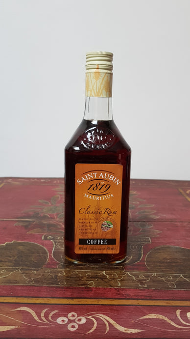 Saint-Aubin coffee - Ti-Rhum