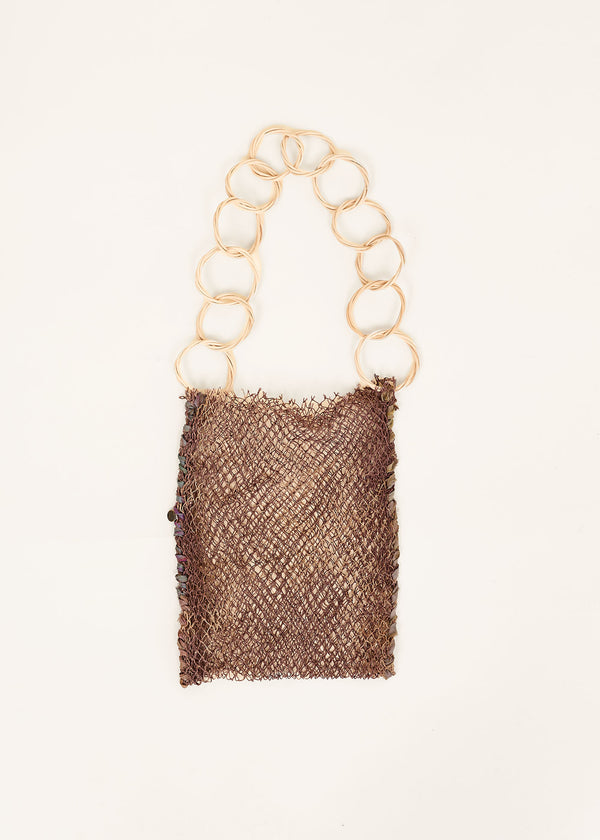 Meki Fishnet Bag
