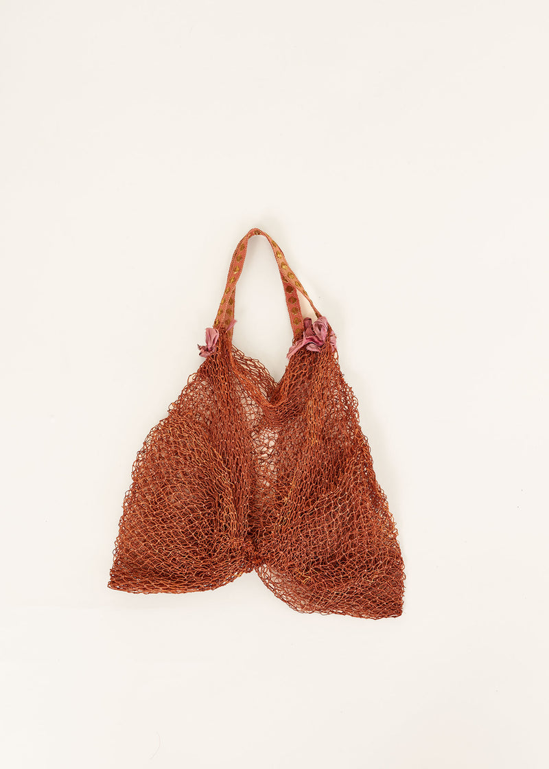 Luna Fishnet Bag