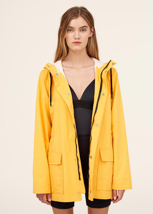 Yellow Parka
