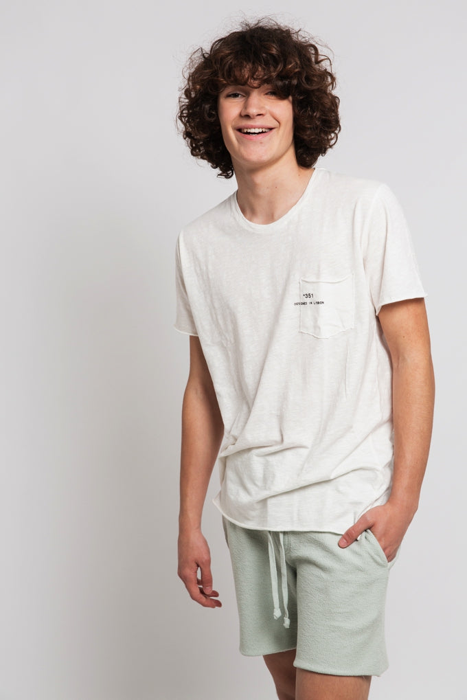 Essential Off-White Tee