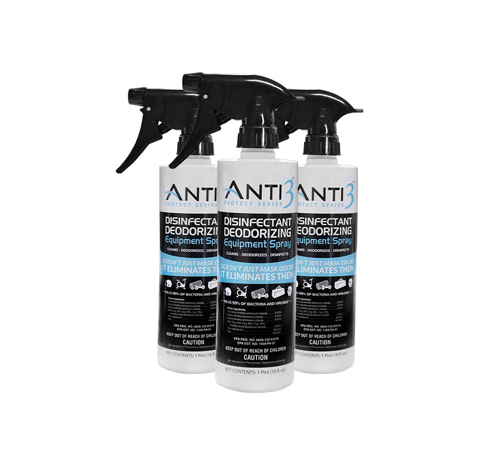 Disinfectant Spray 3 Pack