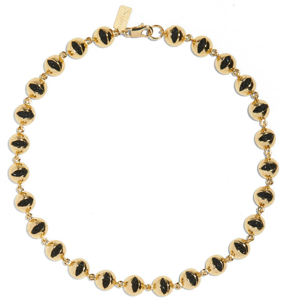 CAT EYE CHOKER