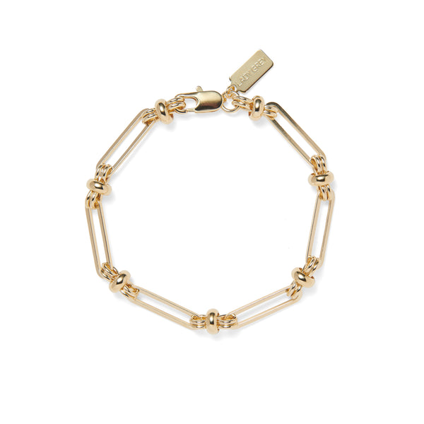 Desi Chain Bracelet in Gold