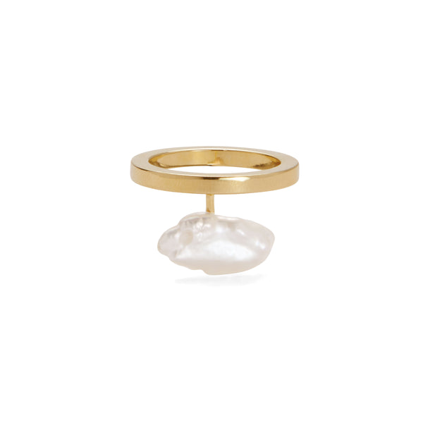 Stratus Ring in Gold