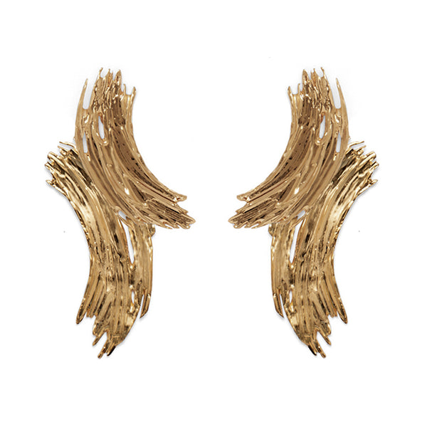 Alma Earring in Gold
