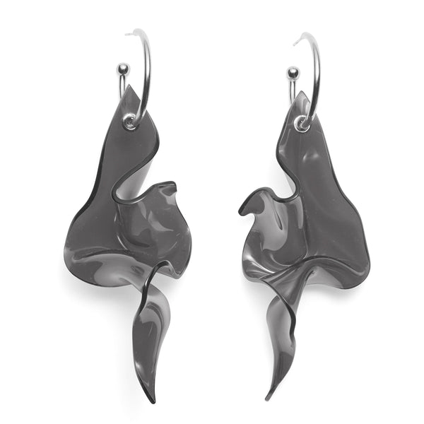 Careen Earring in Smoke