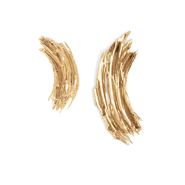 Gwendolyn Earrings in Gold