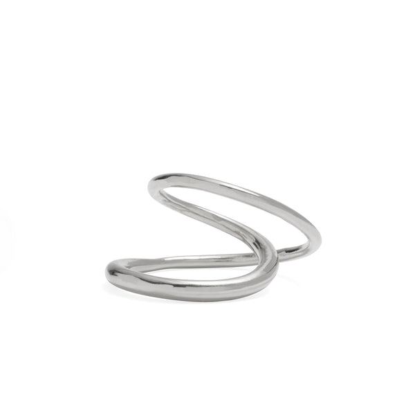 Infinite Ring in Rhodium