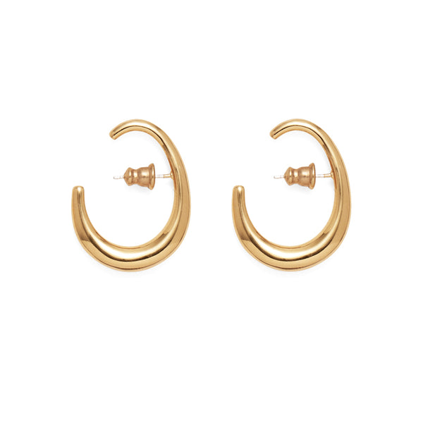 Lair Earrings in Gold