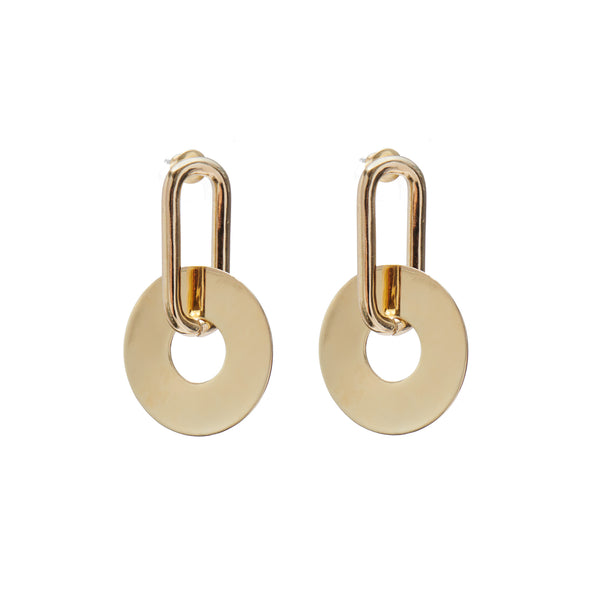 Loup Earring in Gold