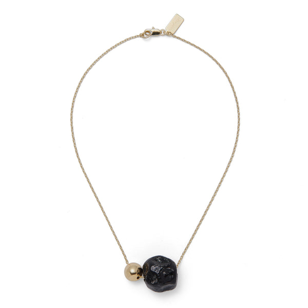 Ohr Necklace in Gold