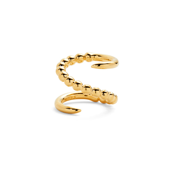 Ophidia Ring in Gold