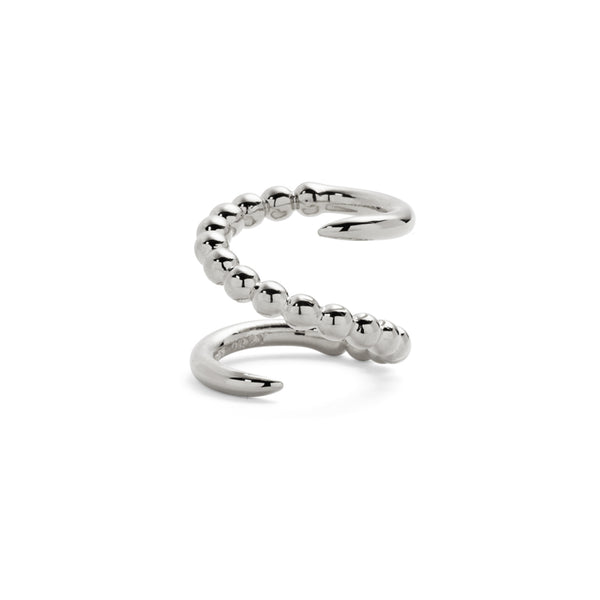 Ophidia Ring in Silver