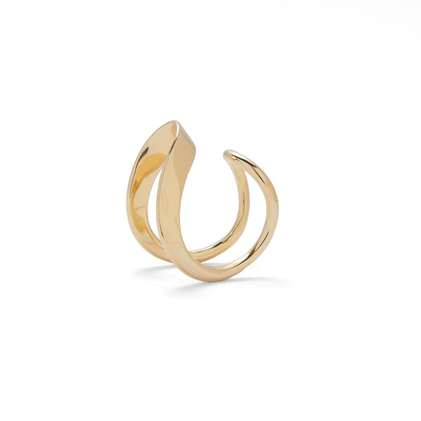 Raia Ring in Gold