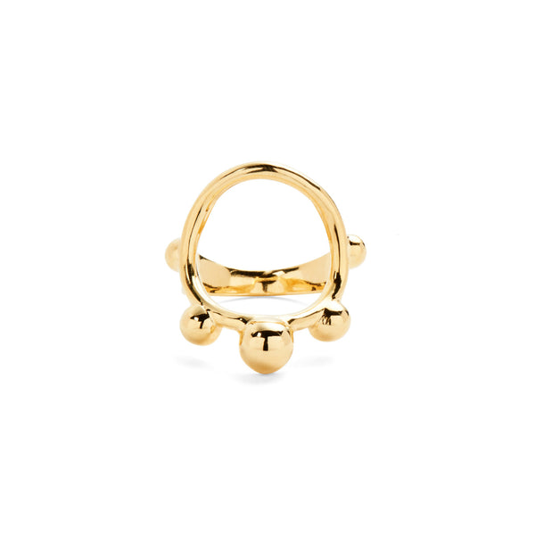 Rise Ring in Gold