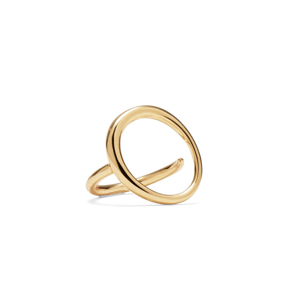 Roe Ring in Gold