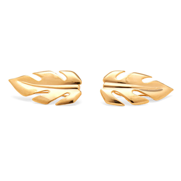 Stera Ear Crawlers in Gold
