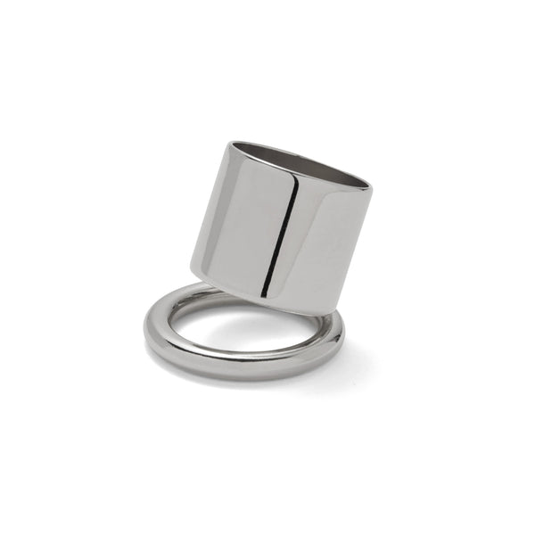 Tilt Ring in Rhodium