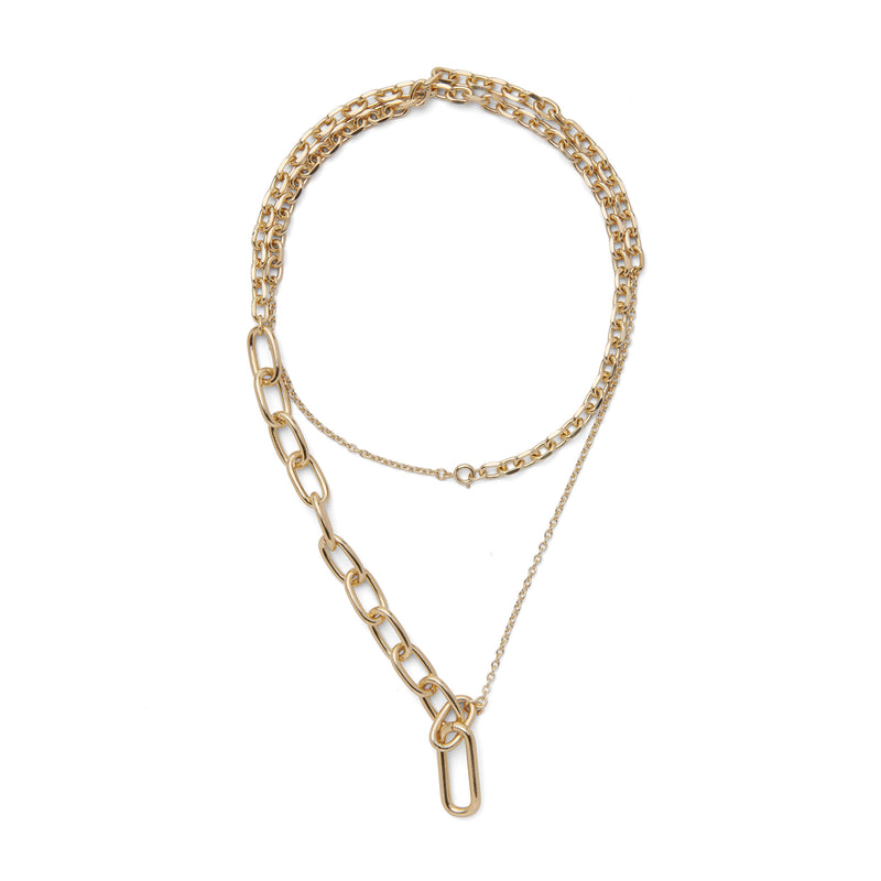 Lady Grey Jewelry Varie Necklace in Gold