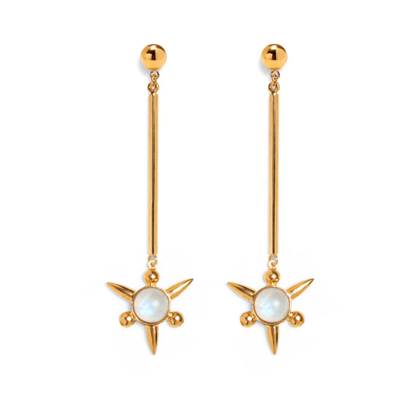 Astraea Earring in Gold
