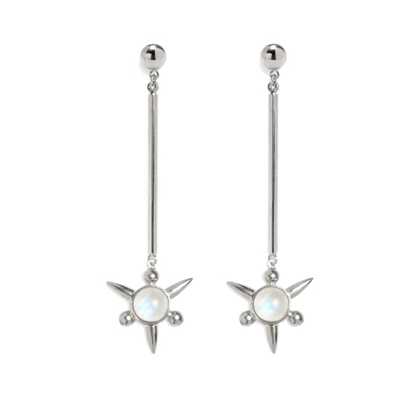 Astraea Earring in Silver