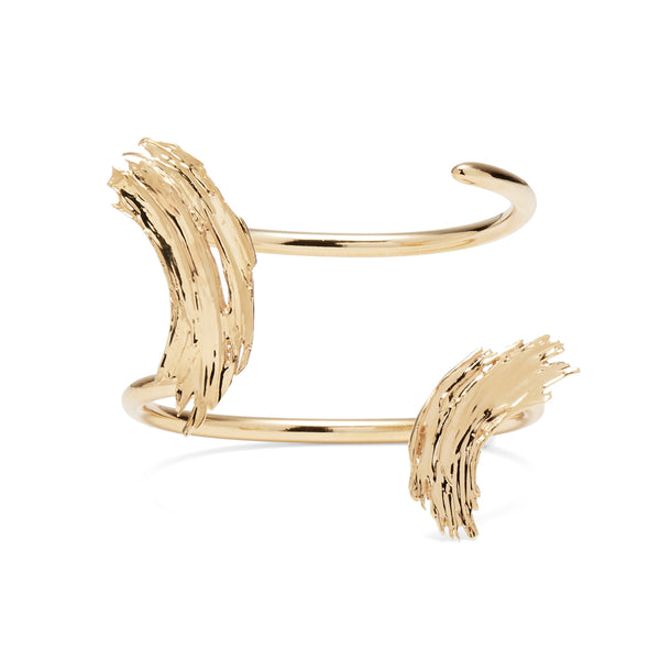 Louise Cuff in Gold