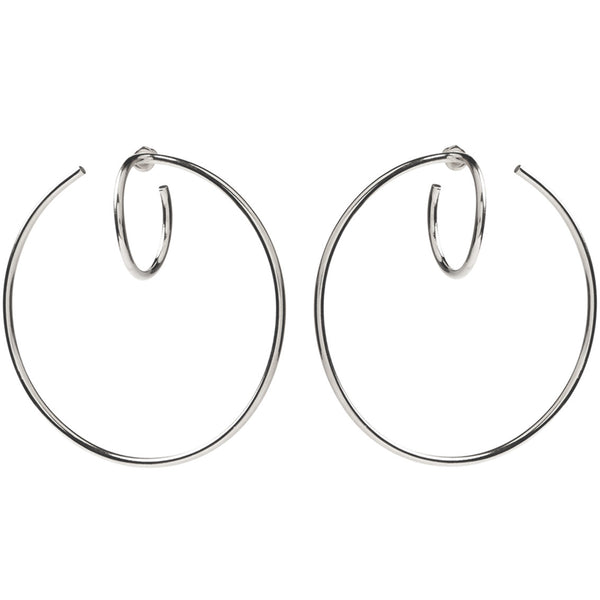 Torsion Hoops in Silver