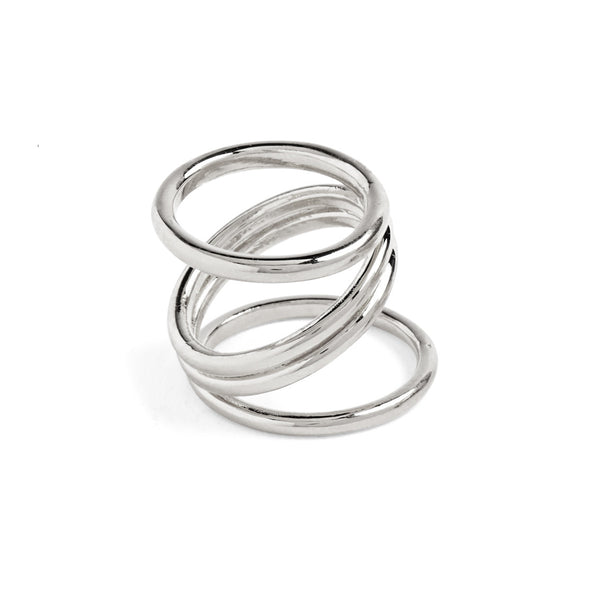 Wrap Ring in Silver