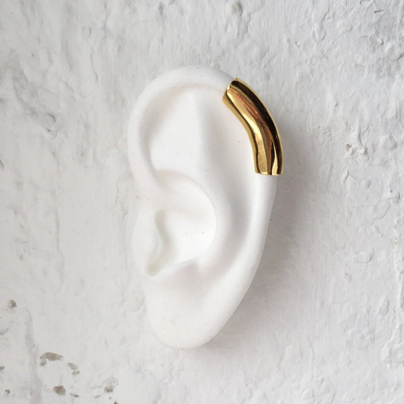 Lady Grey Jewelry Helix Ear Cuff Gold