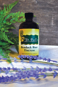 Burdock Root Tincture