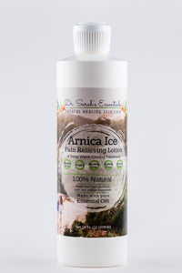 Arnica Ice Lotion (Deep Warm Cooling Treatment)