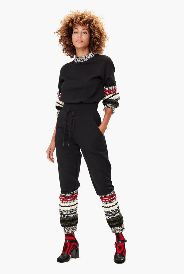Knitted Jogging Pants