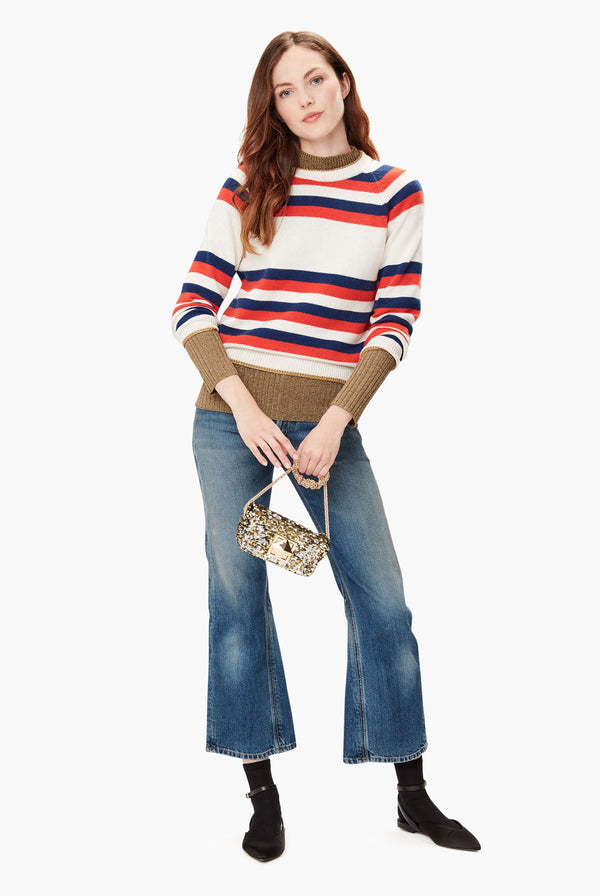 Striped Saint-Germain Sweater